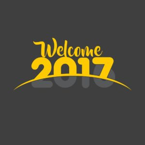 welcome 2017 goodbye 2016