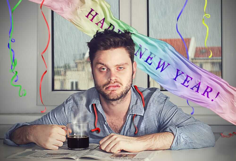 5 Ways to Cure a New Year Hangover: Used and Proven Tips