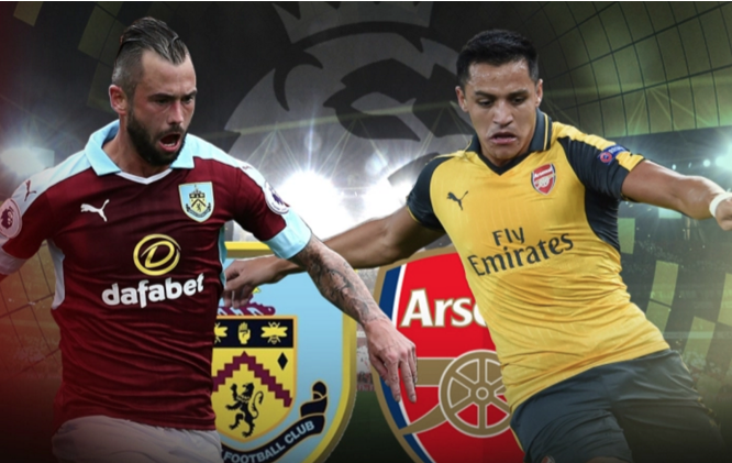 Arsenal vs Burnley FC Live Streaming