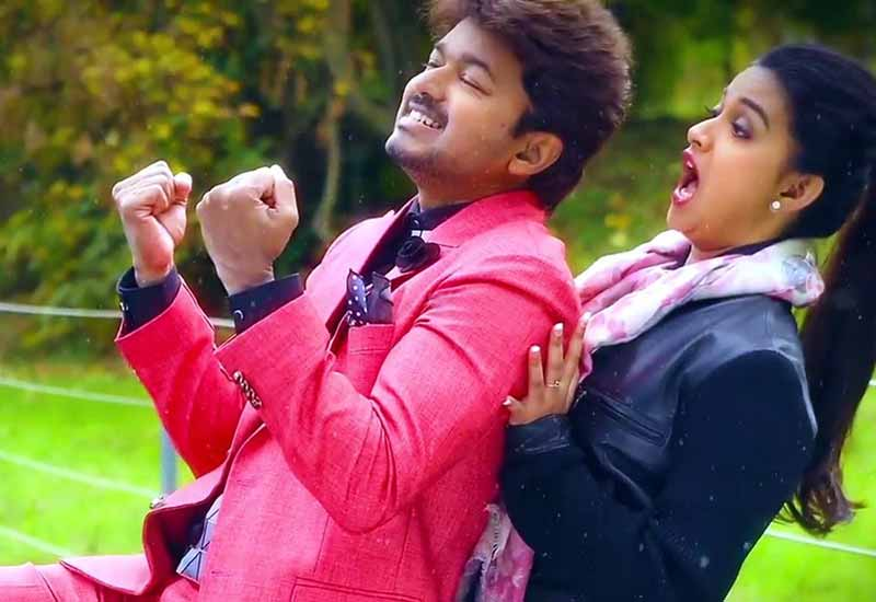 Bairavaa worldwide Pre-release Business