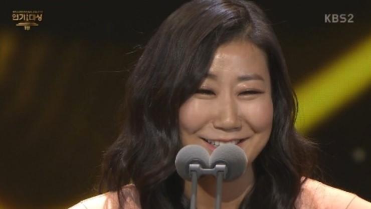 "Best Supporting Actress Award – Ra Mi Ran (""Laurel Tree Tailors"")"