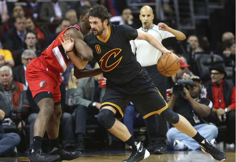 Cleveland Cavaliers vs Portland Trail Blazers