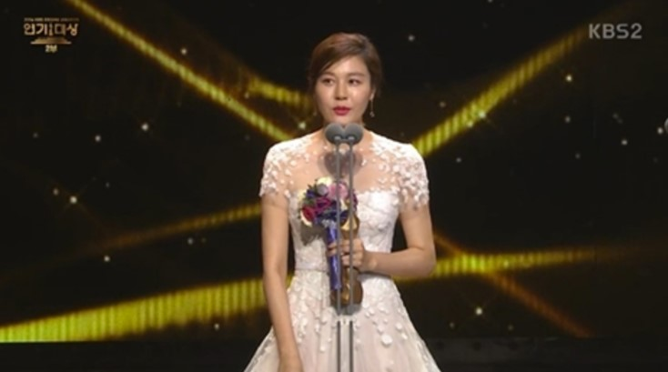 Female Top Excellence KBS Drama Award