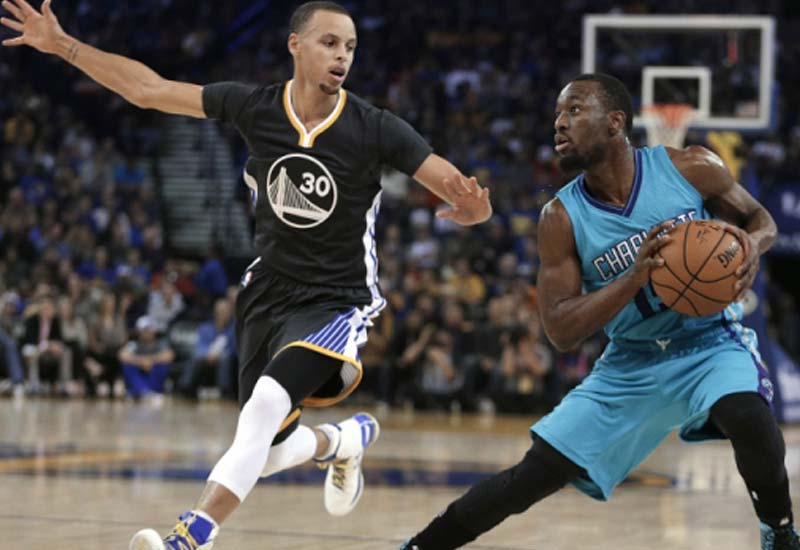 Golden State Warriors vs Charlotte Hornets Live Streaming, Lineups, Preview, Score Today - January 25