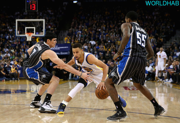 Golden State Warriors vs Magic Orlando Live Score