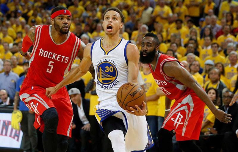 Golden State Warriors vs Rockets