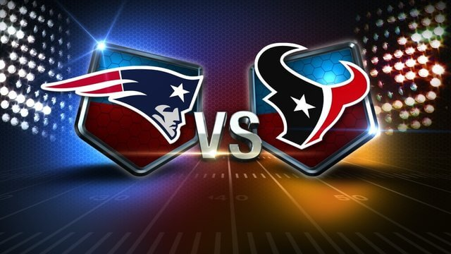 Houston Texans vs Patriots New England