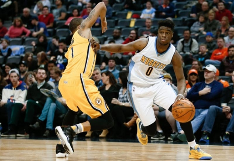 Indiana Pacers at Denver Nuggets Live Streaming, Lineups