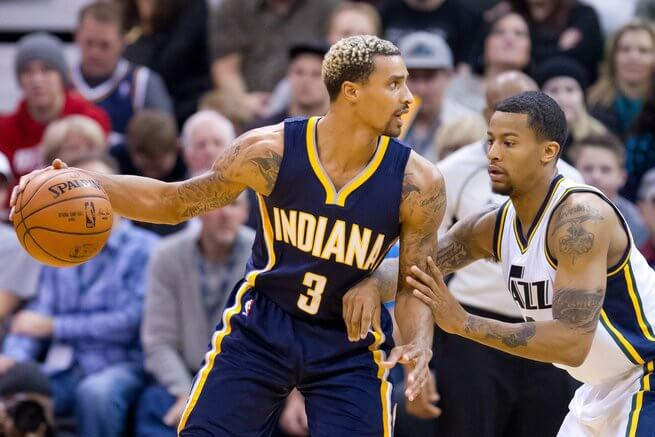 Indiana Pacers vs Jazz