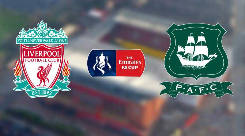 Liverpool vs Plymouth Argyle Live Streaming