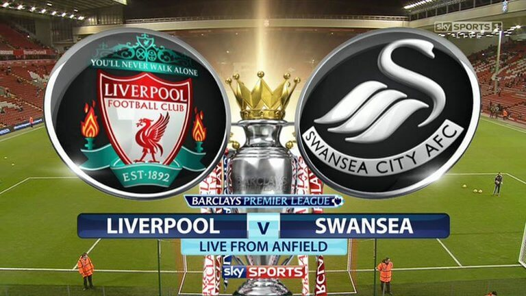Liverpool vs Swansea City Live Streaming