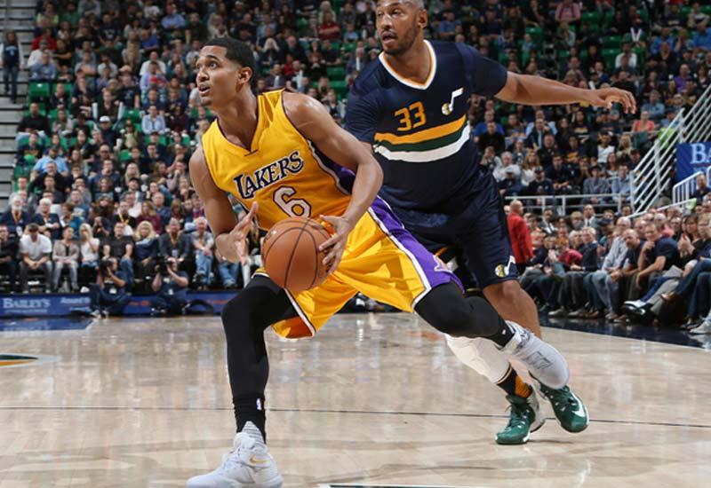 Los Angeles Lakers vs Utah Jazz