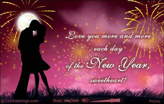 Love Happy New Year Images to share on Facebook and WhatsApp