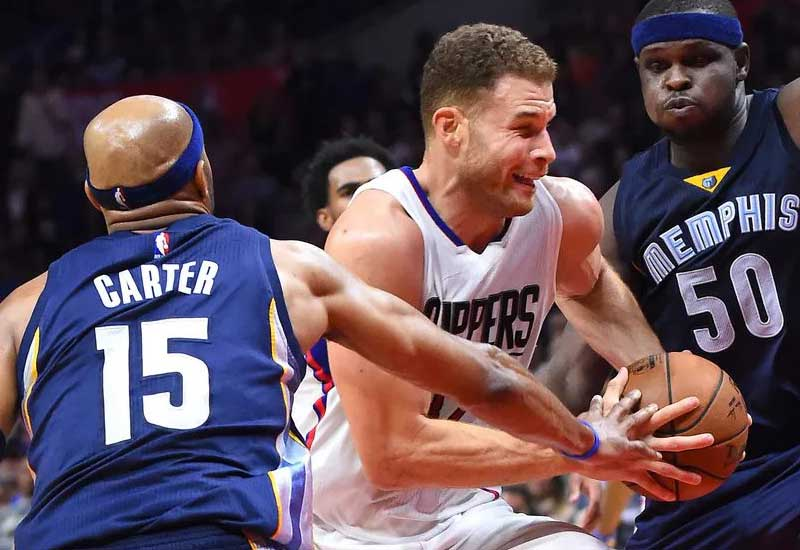 Memphis Grizzlies vs Los Angeles Clippers (Grizzlies at Lakers) Live streaming, Lineups, Score