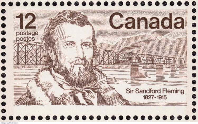 Sandford Fleming Facts and Information