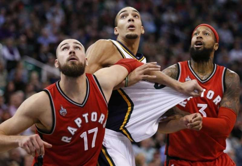 Utah Jazz at Toronto Raptors Live Streaming