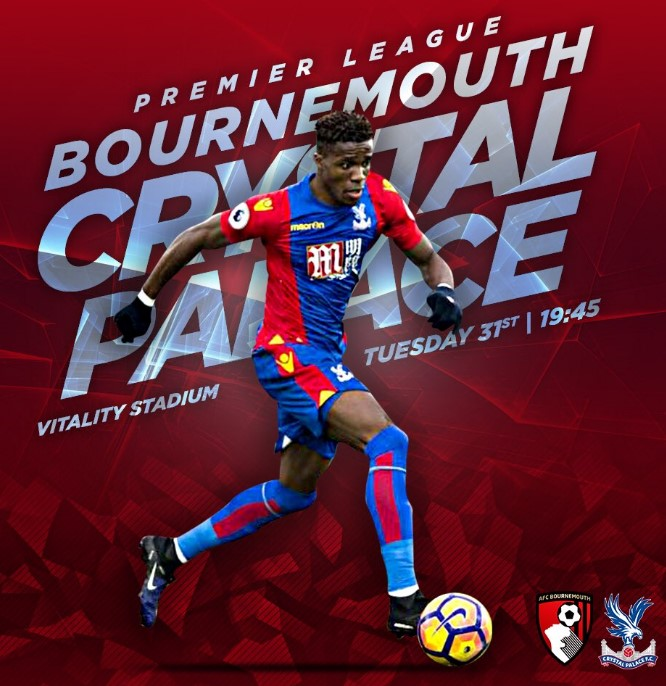 afc bournemouth vs crystal palace live streaming