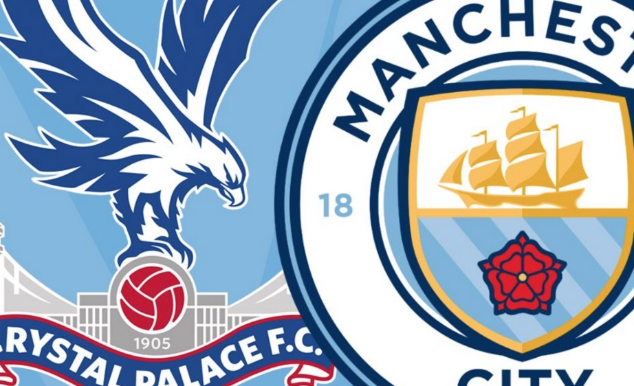 crystal palace vs manchester city live streaming and twitter updates