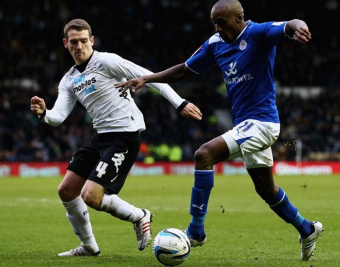 derby county vs leicester city twitter