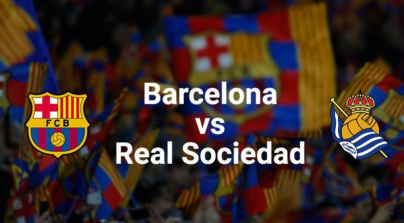 fc barcelona vs real sociedad live tv channel news and barcelona twitter