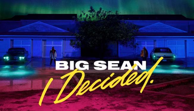big sean i decided album live stream