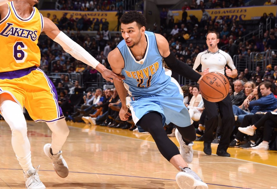 denver nuggets vs los angeles lakers live streaming
