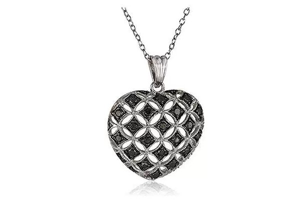 diamond necklace for valentines day