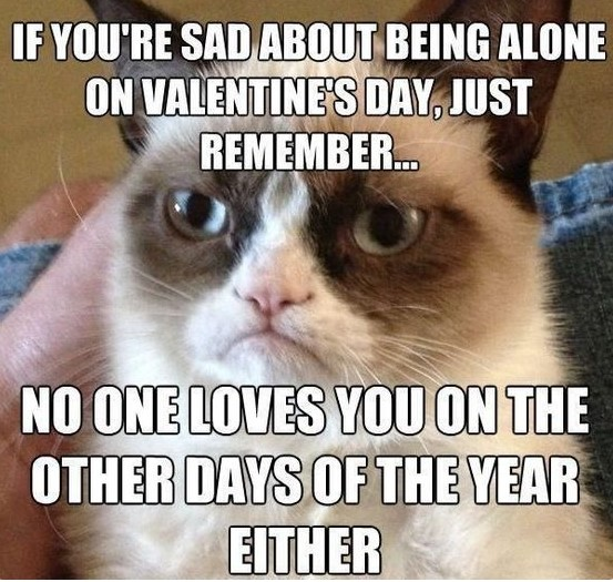 sad valentines day