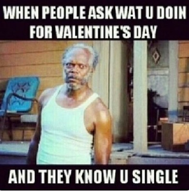 what singles will do on valentines day