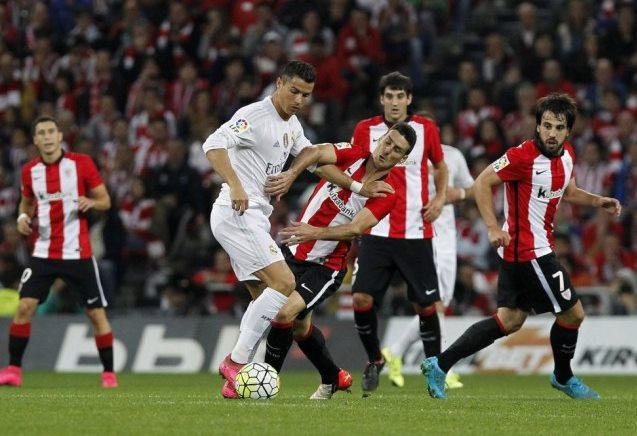 Athletic Bilbao vs Real Madrid Live Streaming