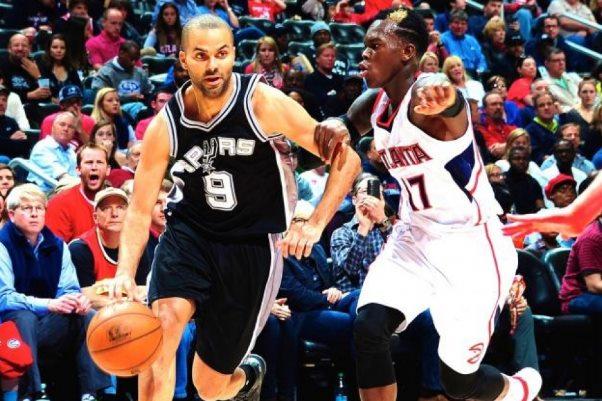Atlanta Hawks vs San Antonio Spurs Live Streaming