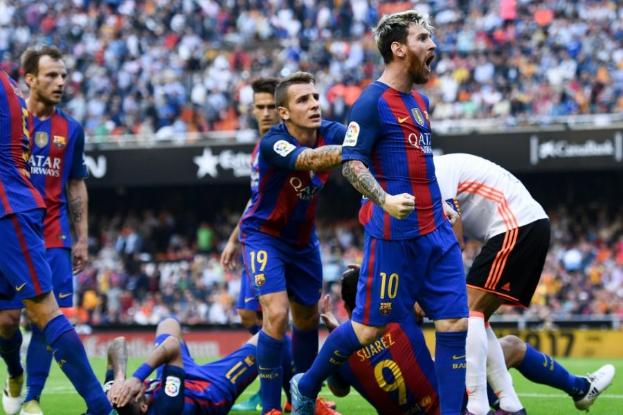 Barcelona vs Valencia Live Streaming