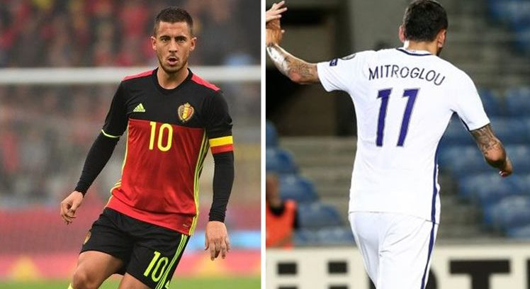 Belgium vs Greece Live Streaming, Lineups, Final Score