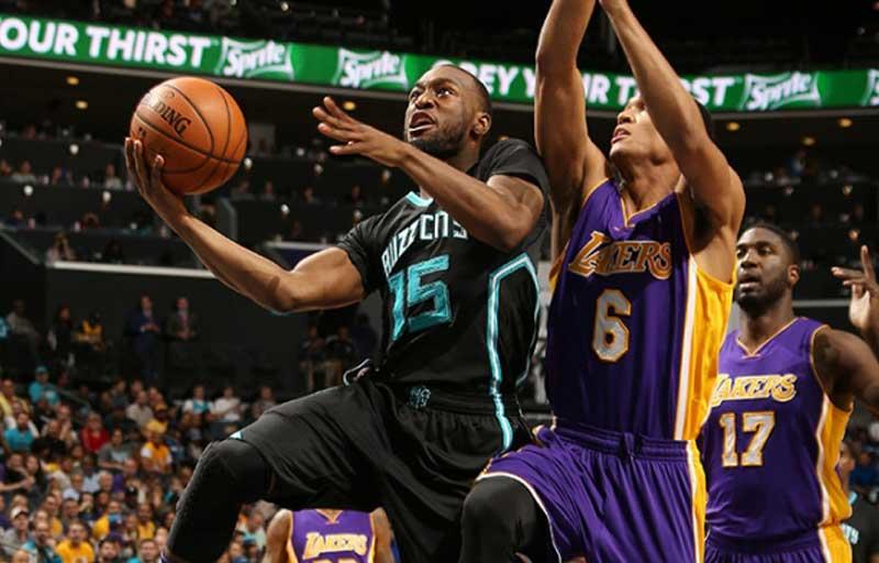 Charlotte Hornets vs Los Angeles Lakers Live Streaming, Lineups, Live Score - Feb. 28 NBA 2017
