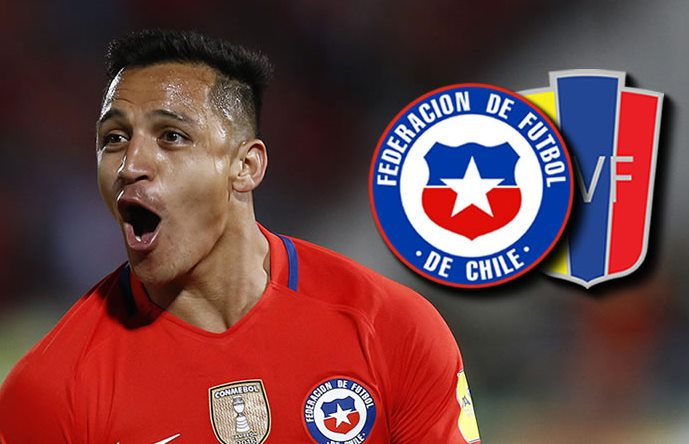 Chile vs Venezuela Live Streaming, Lineups, Score