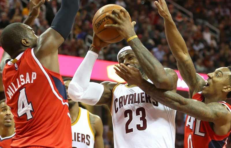 Cleveland Cavaliers vs Atlanta Hawks Live Streaming, Lineups, Score