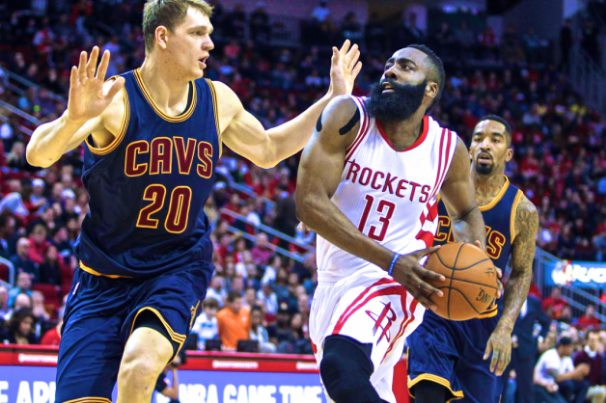 Cleveland Cavaliers vs Houston Rockets Live Streaming, Lineups, Live Score