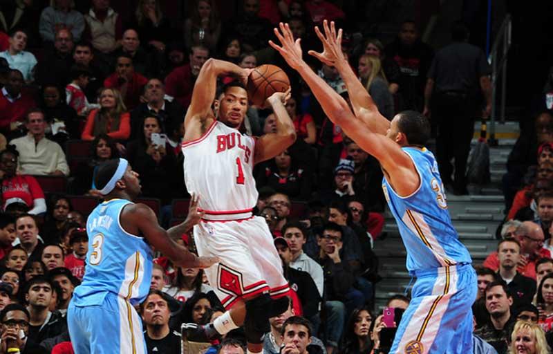 Denver Nuggets vs Chicago Bulls