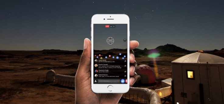 Facebook Live 360 Video Streaming is Available Now to all Pages and Profiles