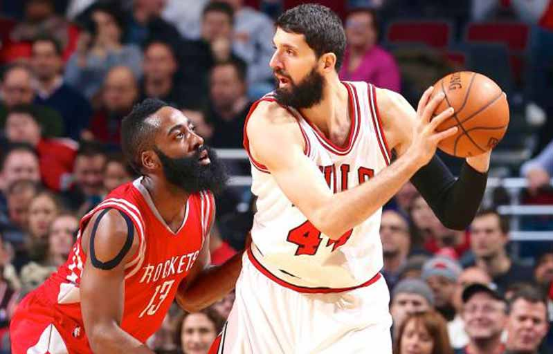 Houston Rockets vs Chicago Bulls Live Streaming, Lineup, Live Score Update (March 10) NBA Basketball 2017