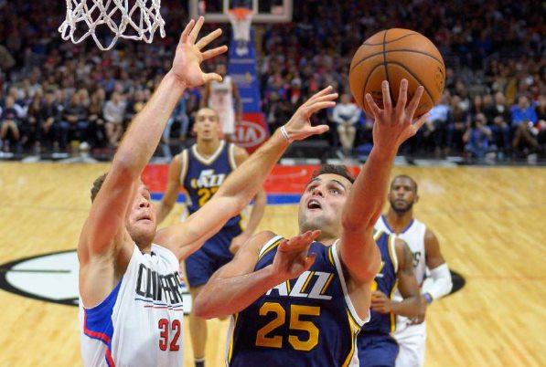 LA Clipper vs Utah Jazz Live Streaming