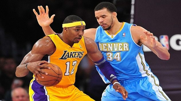 Los Angeles Lakers vs Denver Nuggets Live Streaming, Live Score