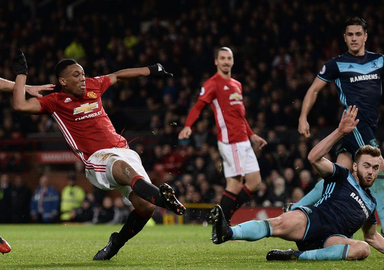 Middlesbrough vs Manchester United Live Streaming
