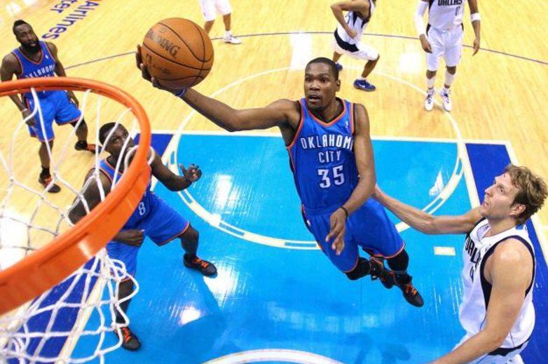 Oklahoma City Thunder vs Dallas Mavericks Live Streaming, Score