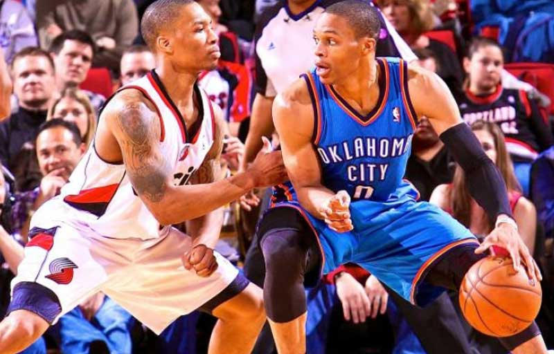 Oklahoma City Thunder vs Portland Trail Blazers Live Streaming, Lineups, Score - March 02 NBA Today