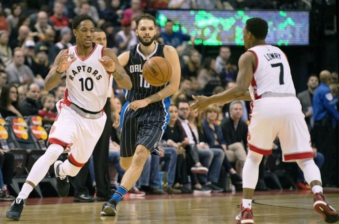 Orlando Magic vs Toronto Raptors Live Streaming, Score