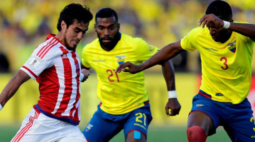 Paraguay vs Ecuador Live Streaming, Lineups, Live Score