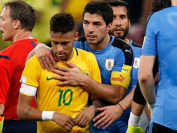 Uruguay vs Brazil Live Streaming Football, Confirmed Starting XI