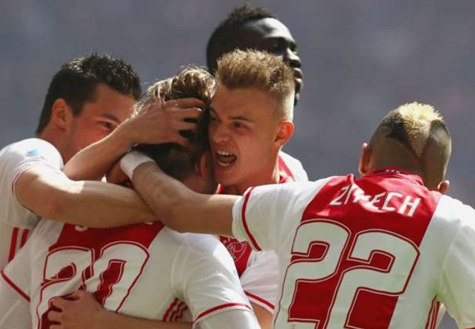 Ajax vs Lyon Europa League Semifinals 1st leg - Where to Watch & Time