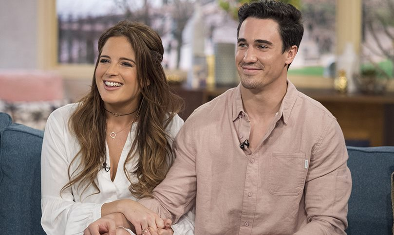 Binky Felstead likely to quite 'Made in Chelsea' after a six years of series